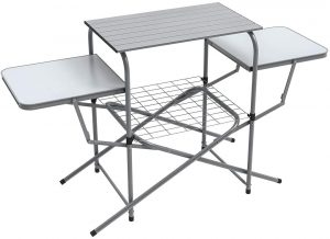 Aluminum Foldable Grill Table