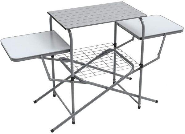 Aluminum Foldable Grill Table