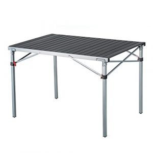 KingCamp Aluminum Camping Folding Table