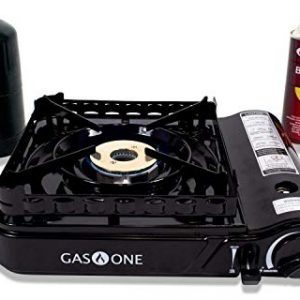 Gas ONE New Dual Fuel Portable Stove