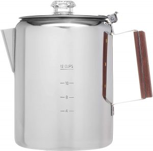 COLETTI Bozeman Coffee Pot Percolator