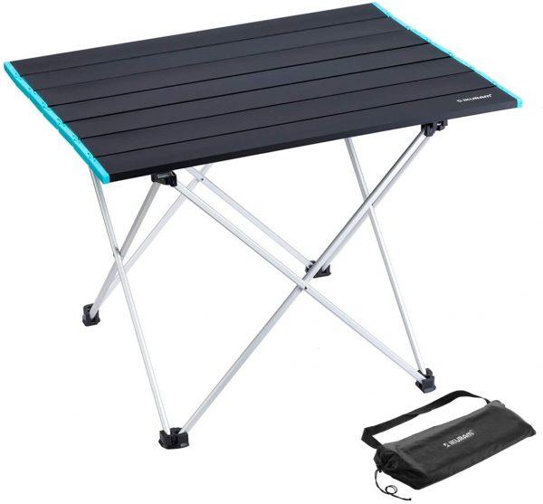 Ultralight Portable Aluminum Table
