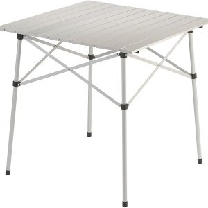 Coleman Compact Roll Top Aluminum Table