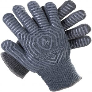 Grill Armor High Heat Resistant Oven Gloves