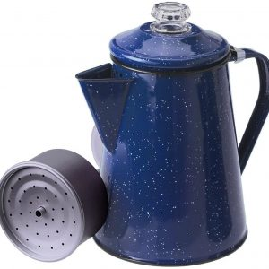GSI 8 Cup Percolator Coffee Pot