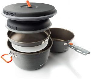 GSI Large Pinnacle Base Camping Cook Set