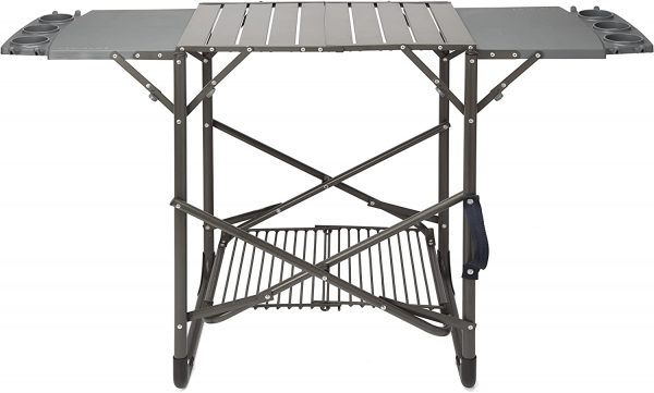 Traveling Take Along Grill Stand