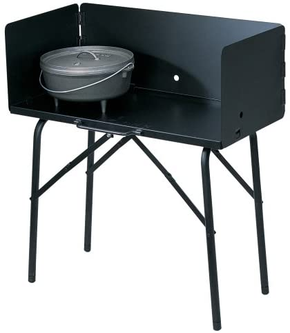Steel Collapsible Outdoor Cooking Table