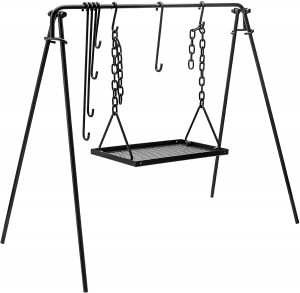 Grill Swing Campfire Cooking Stand