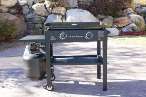 Gas Griddle for Outdoors