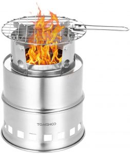 Multi Fuel Backpacking Stove