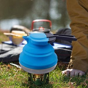Handy little kettle for on the trail