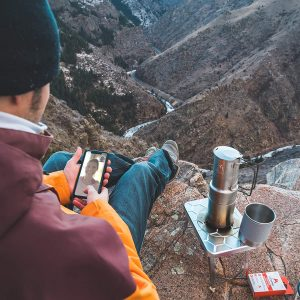 Expresso Like Coffee for Nature on the Go