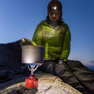 Try this little stove out while on the trail