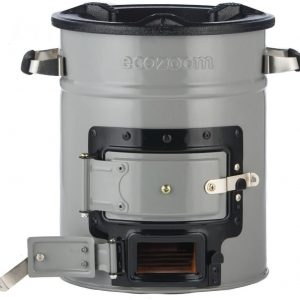 With Fuel options this stove is handy anywhere